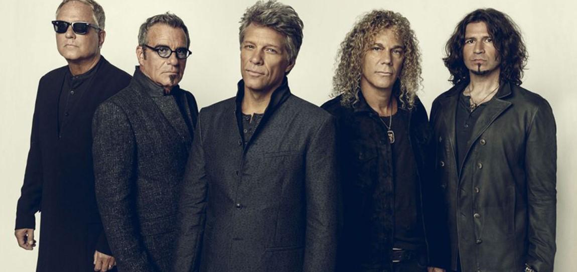 «American Reckoning»: Αντιρατσιστικό τραγούδι από τους Bon Jovi (vid)