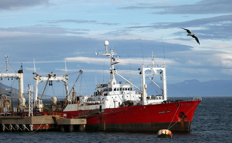 Αργεντινή - Κορωνοϊός: Επτά ναυτικοί μολύνθηκαν αφού έμειναν επί 35 ημέρες στη θάλασσα