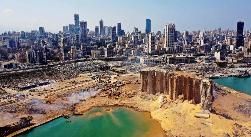 Βηρυτός: Ξένοι εργαζόμενοι πολλά από τα θύματα που δεν έχουν αναγνωριστεί
