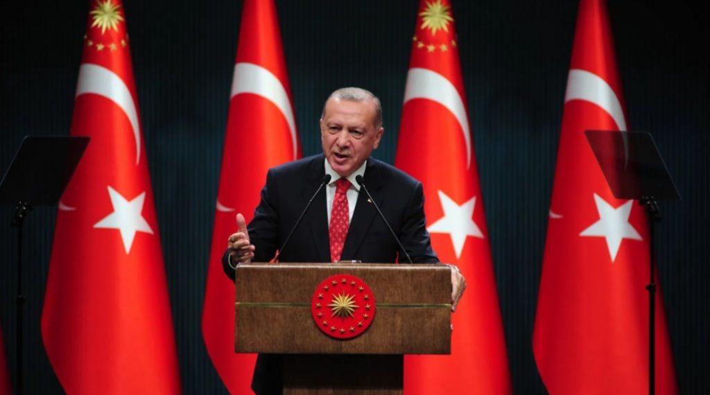 Ερντογάν: Αν η Ελλάδα θέλει να πληρώσει το τίμημα, ας βγει να μας αντιμετωπίσει