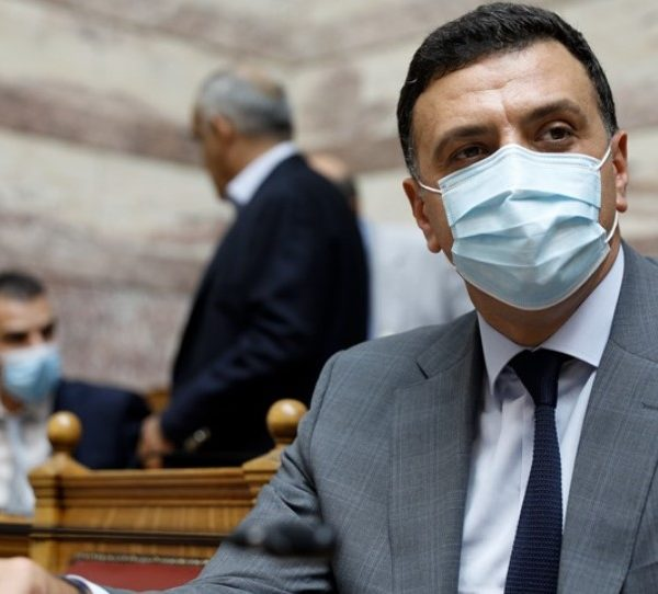Ο υπουργός Υγείας Βασίλης Κικίλιας