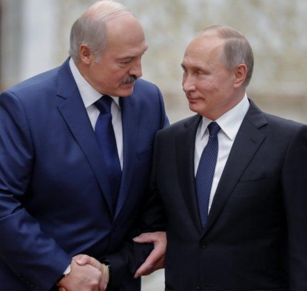 Λευκορωσία   Η Μόσχα έχει έτοιμη εφεδρική δύναμη υπέρ του Λουκασένκο, αν χρειαστεί