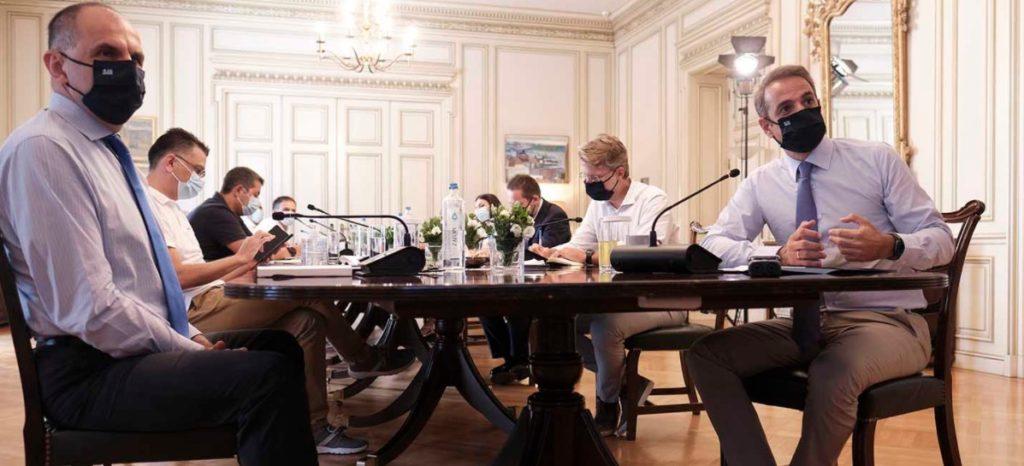 Κορωνοϊός - Μητσοτάκης: Το εμβόλιο θα διατεθεί δωρεάν σε όλους τους Έλληνες πολίτες