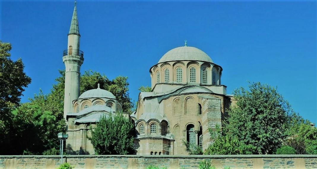 Γίνεται τζαμί και η Μονή της Χώρας στην Κωνσταντινούπολη