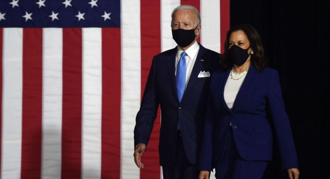 ΗΠΑ: Μπάιντεν και Χάρις υποσχέθηκαν να «ανοικοδομήσουν» τη χώρα