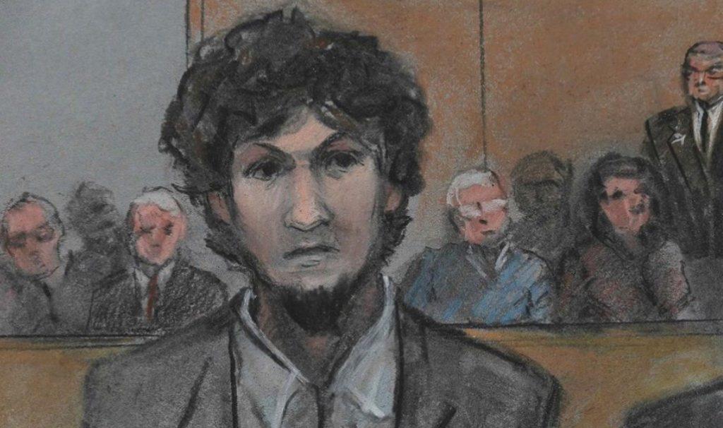ο δράστης της βομβιστικής επίθεσης στον μαραθώνιο της Βοστόνης τη 15η Απριλίου 2013