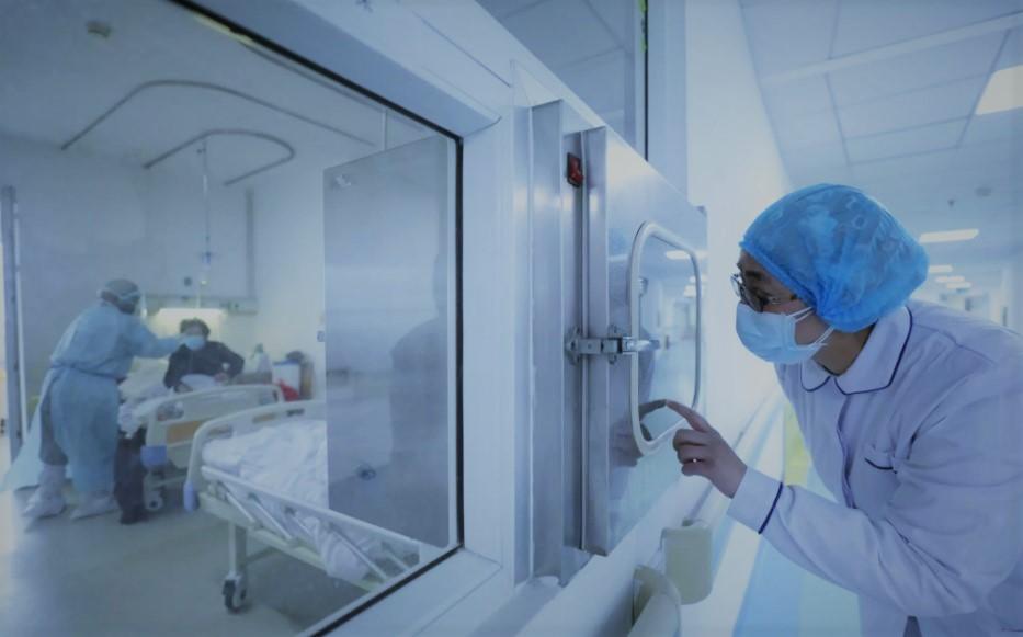 Κορωνοϊός - Νοσοκομεία