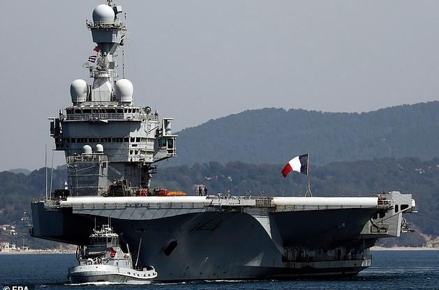 Γαλλικα πλοια