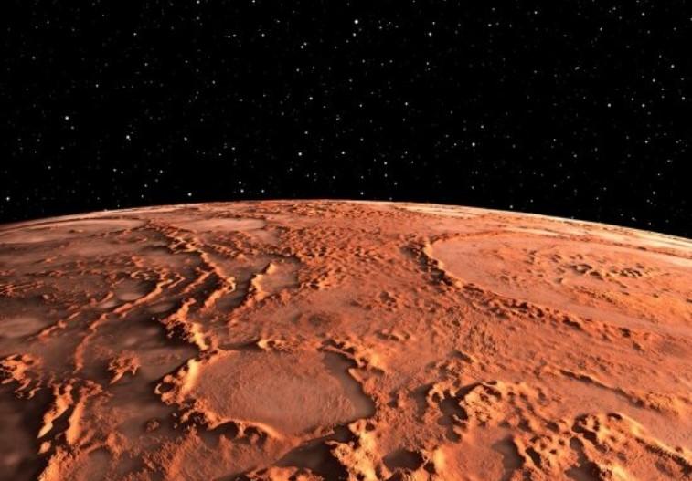 Νερό στον Άρη