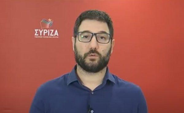 Ηλιόπουλος