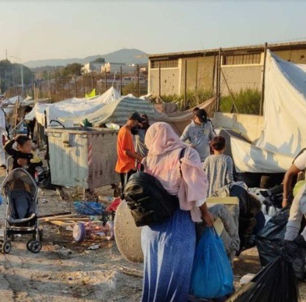 Μεταφέρθηκαν στο Καρά Τεπέ 9.000 πρόσφυγες και μετανάστες