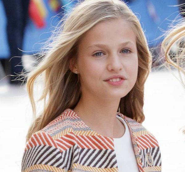Ισπανία: Σε καραντίνα η πριγκίπισσα Λεονόρ
