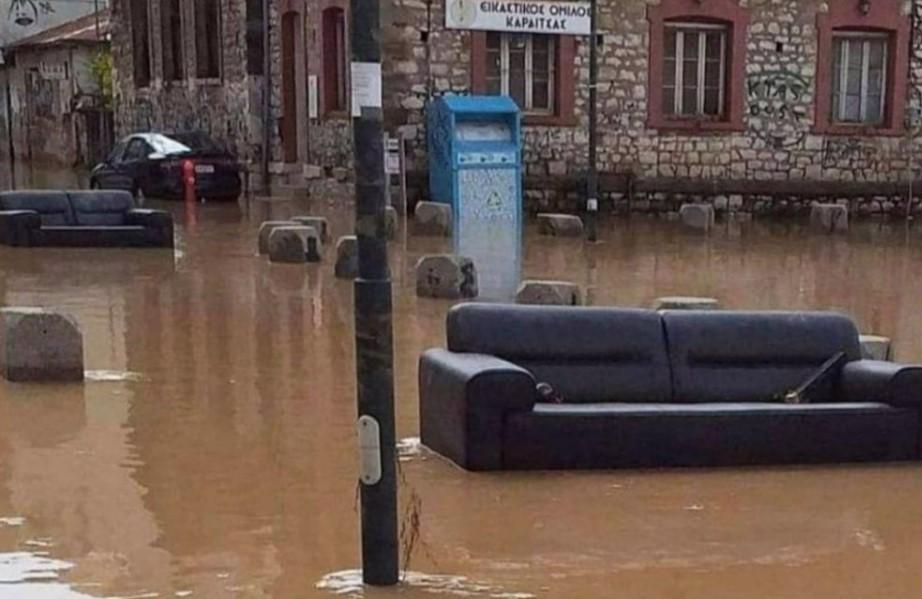 Τσίπρας για πλημμυροπαθείς