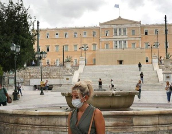 Κορωνοϊός Ελλάδα