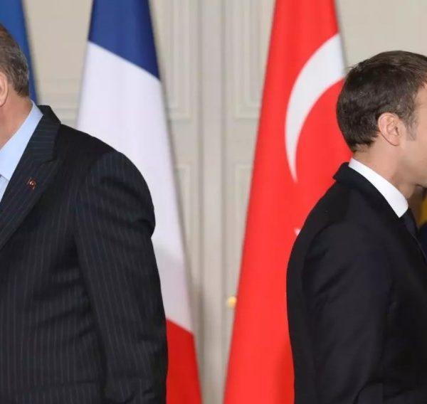 Γαλλία Τουρκία