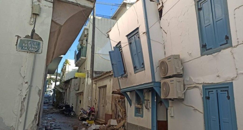 Σάμος-Σεισμός