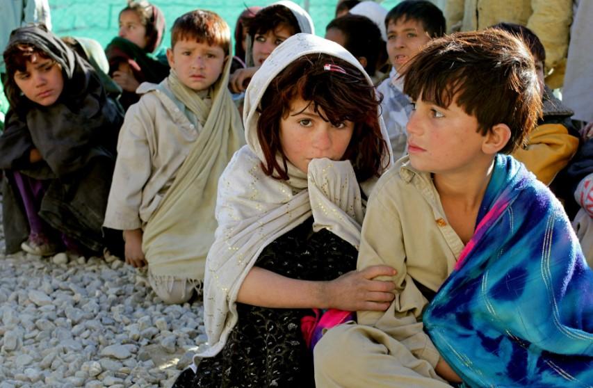 Αφγανιστάν παιδια