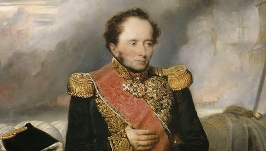 Γάλλος ναύαρχος ΜarieHenriDanielGauthier