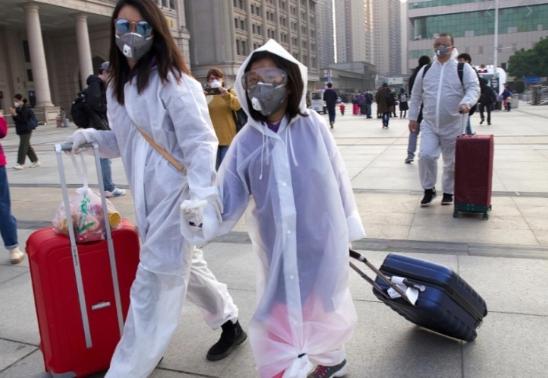Κίνα πανδημία