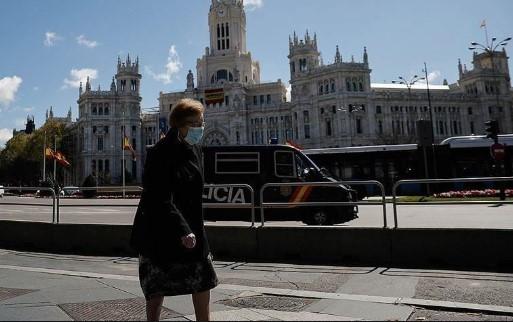 Κορωνοϊός Μαδρίτη