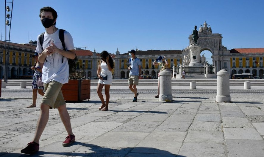 Πορτογαλία τουρισμος πανδημία