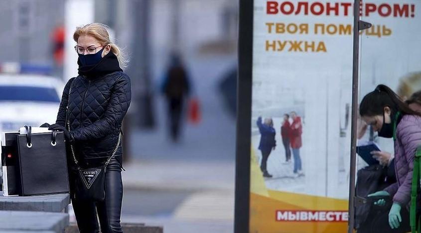 Ρωσία-κορωνοϊός