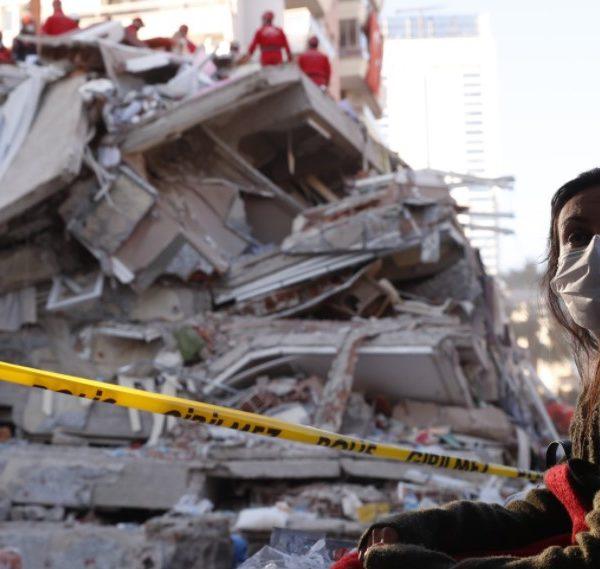 Σμύρνη Σεισμός