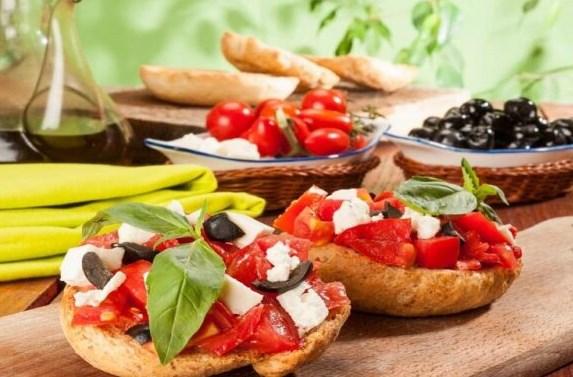 δικτυο για τη Μεσογειακή Διατροφή