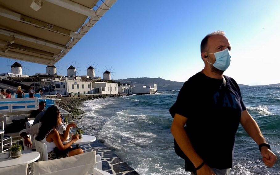 ελληνικός τουρισμός πανδημια
