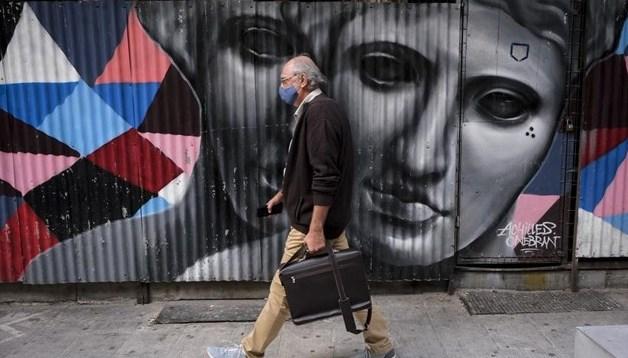 πανδημία στην Ελλάδα