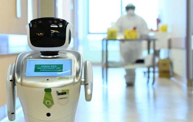 200 ρομπότ απολύμανσης