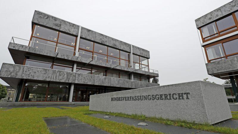 Ανώτατο Συνταγματικό Δικαστήριο της Γερμανίας