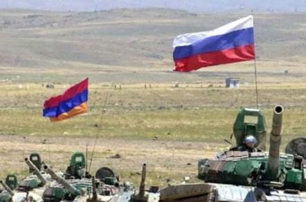Ρωσία σύνορα μεταξύ Αρμενίας και Αζερμπαϊτζάν