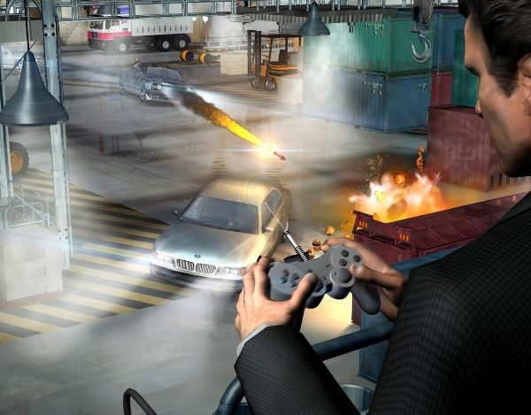 Video game James Bond