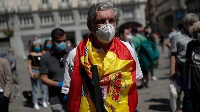 Ισπανία κορονοϊός