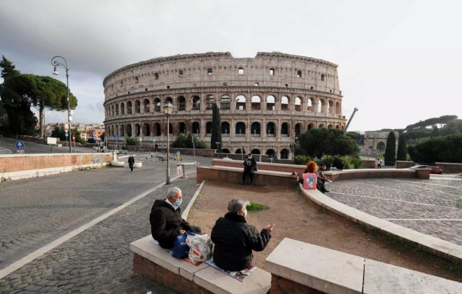 Ιταλία Covid