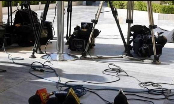 απεργία των δημοσιογράφων