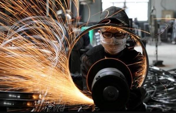 βιομηχανικά κέρδη Κίνα