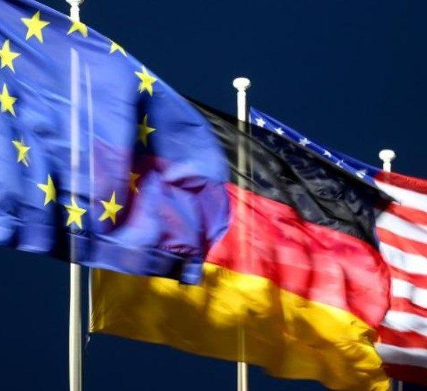 ΗΠΑ ΕΕ Γερμανία