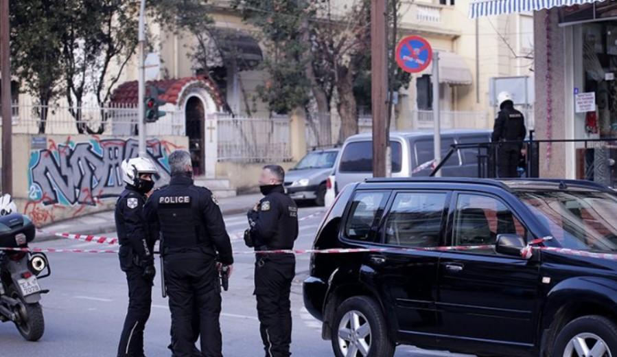 πυροβολισμοί Θεσσαλονίκη