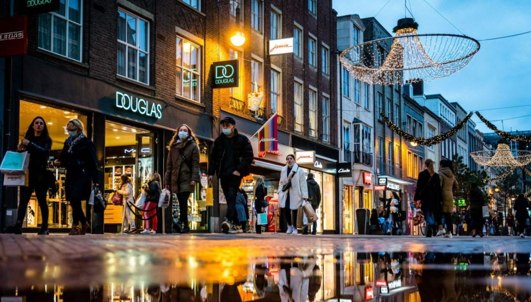 Ολλανδία Covid-19