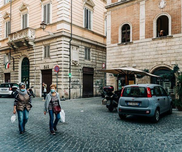 Ιταλία Covid-19