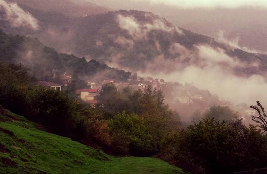 χωριό στα Τρίκαλα