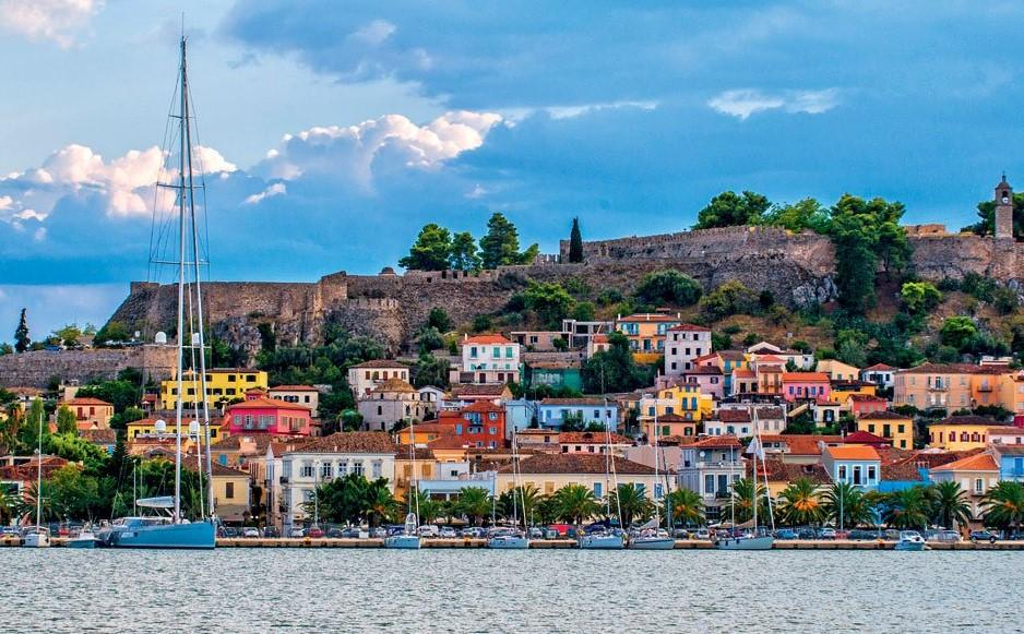 Κορωνοϊός Ελλάδα Ναύπλιο