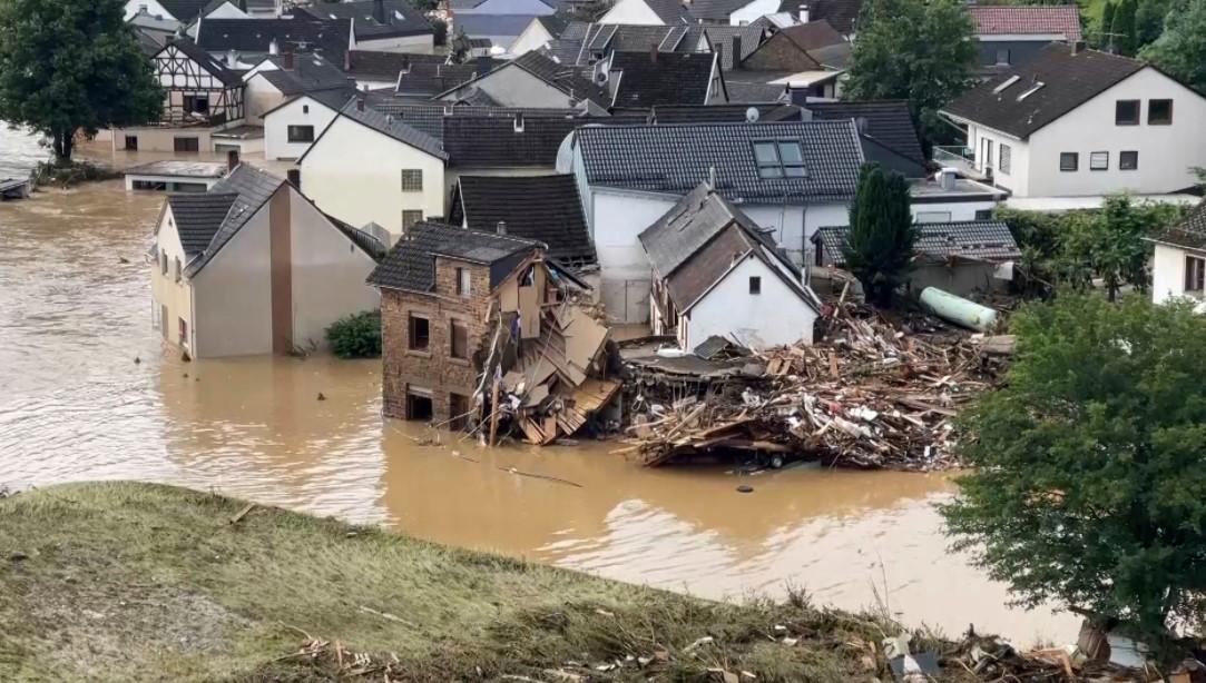 Γερμανία - Πλημμύρες: Στους 67 νεκροί - Τουλάχιστον 1.300 οι αγνοούμενοι -  CircoGreco