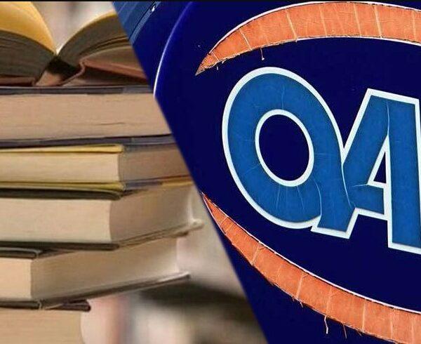 ΟΑΕΔ,Πρόγραμμα επιταγών αγοράς βιβλίων
