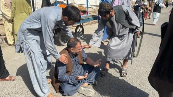 βομβιστική επίθεση σε σιιτικό τέμενος στην πόλη Κανταχάρ