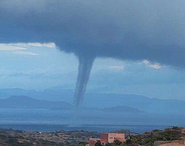 τυφώνες σε Ελλάδα