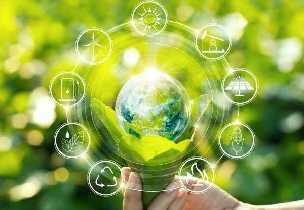 ψηφιακή και πράσινη μετάβαση