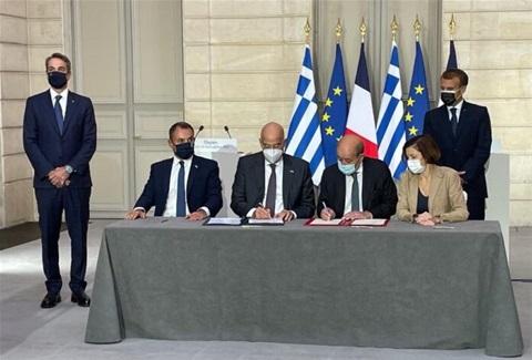ΝΑΤΟ συμφωνίες